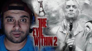The Evil Within 2 !! مواجهة أشرس الوحوش الخطيرين