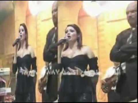 سارية السواس حفلة 2009 مع النجم فؤاد حمدي
