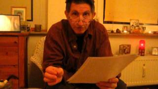 """Grandfather Reads """"Walrus and the Carpenter"""" To His Girls"""