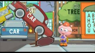057 Super Why    The Comic Book  Attack of the Eraser