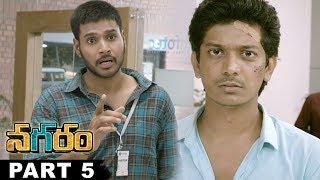 Nagaram Telugu Full Movie Part 5 || Sundeep Kishan,Regina Cassandra