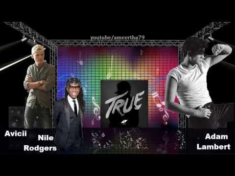 Avicii's Lay Me Down Feat Adam Lambert & Nile Rodgers (fan-made Music Video)