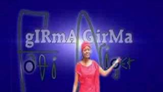Faty Niger - Girma Girma - Hausa song