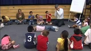Kindergarten Theater   4  Guided Practice Perform
