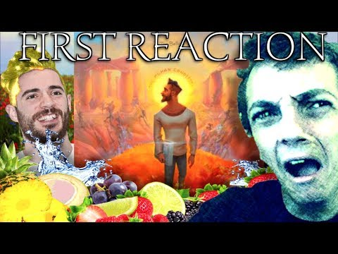 First Reaction to  Jon Bellion - The Human Condition! *Review, Rant, and Score*