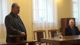 Vasario 16-osios akto signataro Donato Malinausko kultūros premijos įteikimas