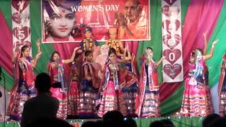 Dhaja farkavo   women's day 2014