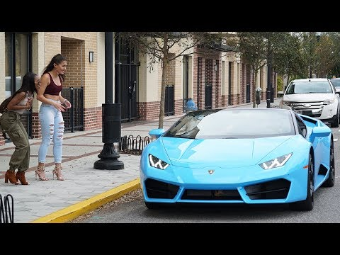 Xxx Mp4 Picking Up Uber Riders In A Lamborghini Huracan 3gp Sex