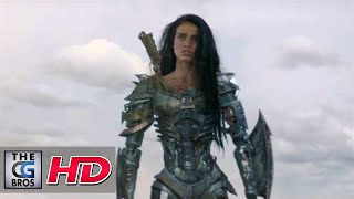 "AMAZING CGI VFX Trailer : ""Underland: The Last Surfacer"" Directed by Gonzalo Gutierrez"