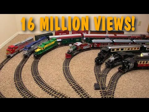 Xxx Mp4 Every One Of My Model Trains Appears In This Video 3gp Sex
