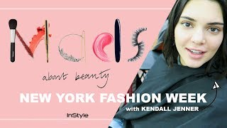 New York Fashion Week: Kendall Jenner, Gigi & Kaia do their thing... | InStyle UK