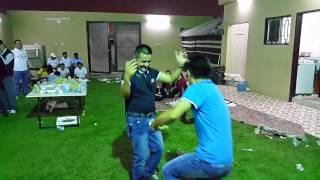 Nepali Liok  Song || Jham Jham Darkiyo Pani || Group Dance :D :)