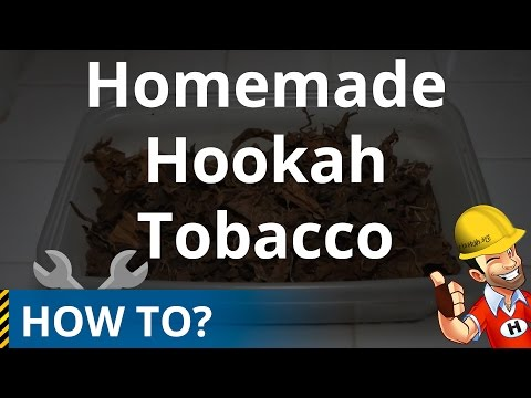 Xxx Mp4 How To Make Hookah Shisha Tobacco At Home 3gp Sex