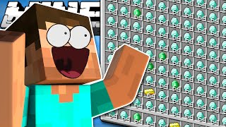 If You Had Unlimited Inventory Space - Minecraft