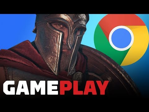 Xxx Mp4 28 Minutes Of Assassin S Creed Odyssey Running On Google Chrome 3gp Sex