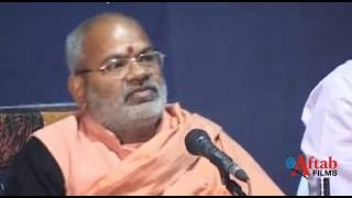 Swami Lakshmi Shankaracharya, Hindu-Muslim Jan Ekta Manch, addressing citizens of aurangabad