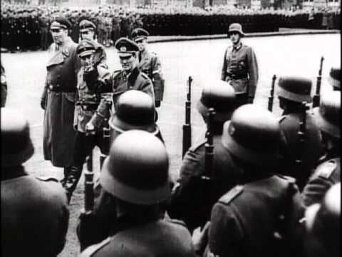 Captured German War Films 1945