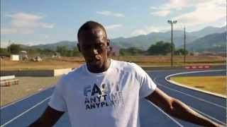 Usain Bolt - How To Win The 100m
