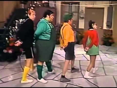 Xxx Mp4 El Chavo Del Ocho Que Bonita Vecindad 1977 HQ Parte 3 3 3gp Sex