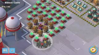 Boob Beach - Riboon Cable  / 1 Attack unboosted