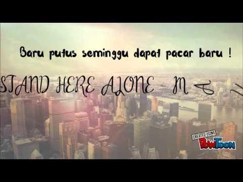 Stand Here Alone Mantan Lyrics