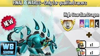 Dragon City - How to Win Heroic Dragons (High Guardian Dragon)