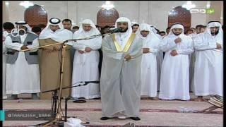 وصايا لقمان-ترتيل عجيب للشيخ نبيل الرفاعي من جامع الراشدية بدبي ليلة18رمضان1437