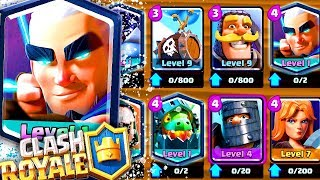 LEGENDARY 'MAGIC ARCHER' CARD UPDATE & BALANCE CHANGE DECK (CLASH ROYALE)