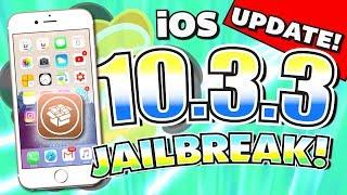 iOS 10.3.3 Jailbreak UPDATE STATUS! (iPhone, iPad, iPod Touch) - XigTeam JAILBREAK