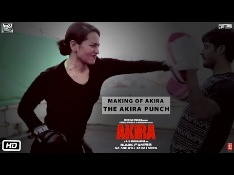 Xxx Mp4 Akira Making Of Akira The Akira Punch Sonakshi Sinha A R Murugadoss 2nd Sept 2016 3gp Sex