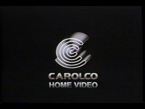 Carolco Home Video – Live Home Video 1991 Company Logo VHS Capture