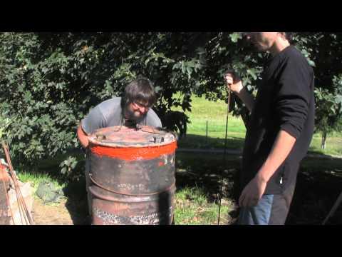 horno tambor belanko