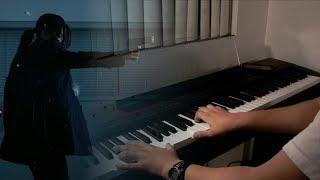 Person of Interest - Shaw's Sacrifice (piano cover)