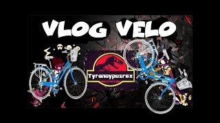 [FIRST_VLOG] A VELO (GROSSE CAGADE).mp4