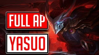 Yolo Picky #22: Full AP Yasuo (CZ/Full HD/60FPS)