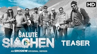 Salute Siachen: First Exclusive Teaser
