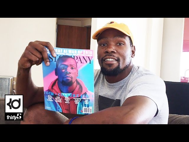 KD Fan Q&A and Fast Company Cover