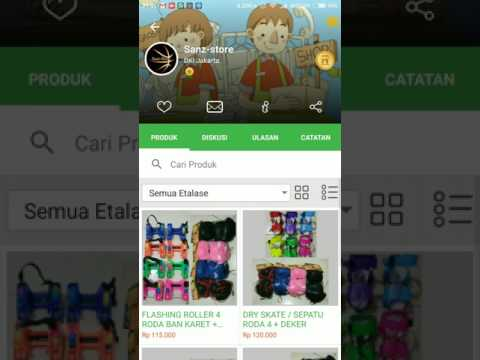 Riset supplier potensial di Tokopedia