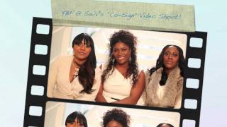 YBF EXCLUSIVE: On The Set of SWV's