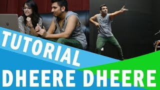 Dheere Dheere-Honey Singh- Dance Tutorial-Imon Kalyan