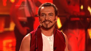 Dariusz Kordek jako Jacek Koman - Twoja Twarz Brzmi Znajomo