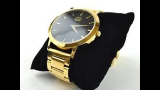 BRAND NEW TITAN GOLDEN WATCH