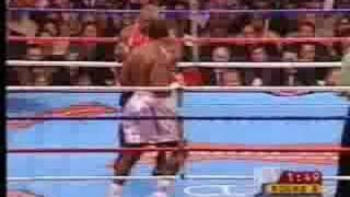 Mike Tyson VS Lennox Lewis Round 8 K.O.