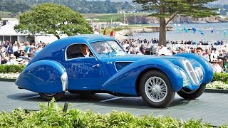 REPLAY: 2015 Pebble Beach Concours d'Elegance! Full Live Stream