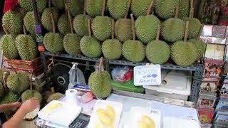 Kanyao Durian - Chinatown Street Food
