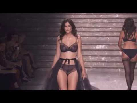 PrimaDonna lingerie winter 2015 fashion show 150yearstoyou