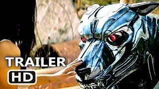 AXL Trailer (2018) Becky G, Teen Sci-Fi Movie