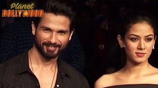 Meera Rajput Avoids Media On Shahid Kapoor
