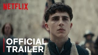The King - Timothée Chalamet   Official Teaser Trailer   Netflix Film