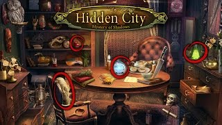 Hidden City: Mystery of Shadows® 1.6.1 Update for Google Play